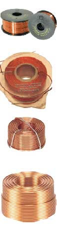 Multilayer air cor inductors