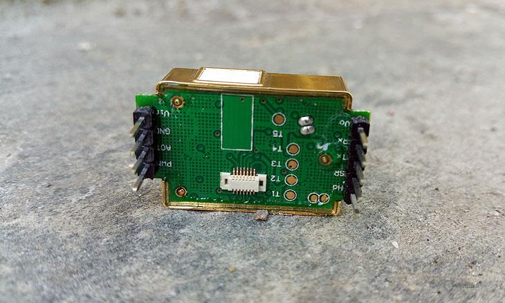 MH-Z19 pins